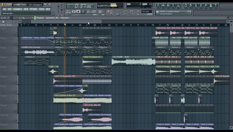 KSHMR - Delhi (Original Mix) - Full FL Studio Remake