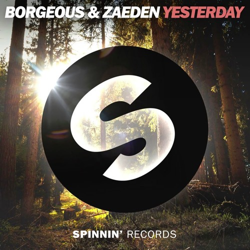 Borgeous & Zaeden - Yesterday will be available on December 25th!