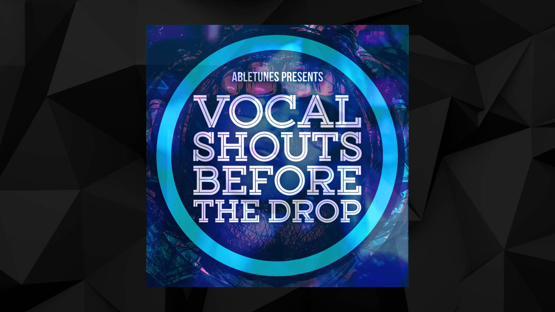 Vocals Shouts Before The Drop