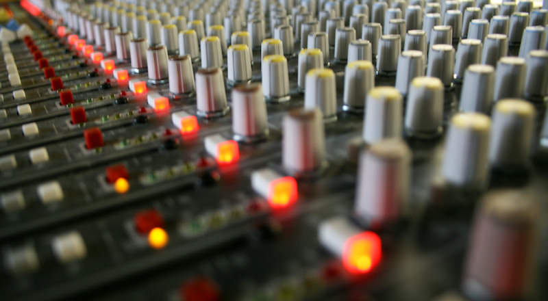The 5 Music Mixing Tips You'll Ever Need