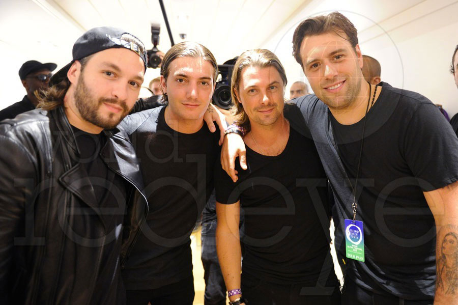 Swedish House Mafia & Alesso Facebooks Hacked, Showing Lewd Images