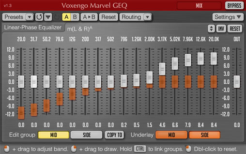 Best Free Equalizer EQ VST Plugins on Internet