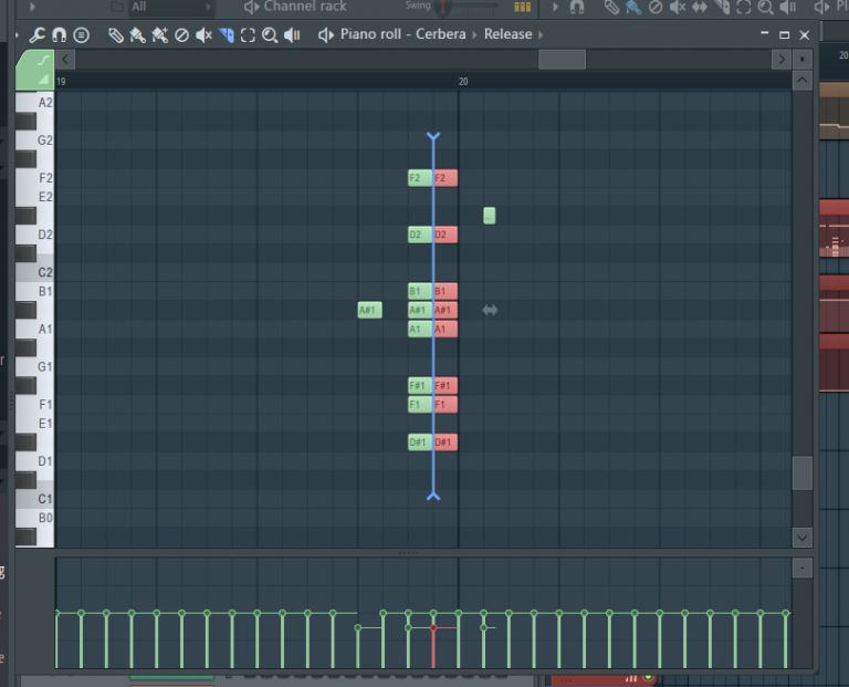 Piano piano chords fl studio : FL Studio: 5 Piano Roll Editor Tips