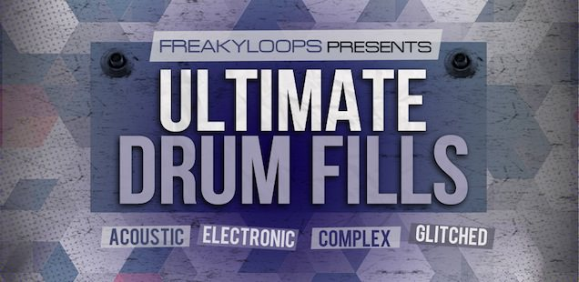ULTIMATE DRUM FILLS [Free Download]
