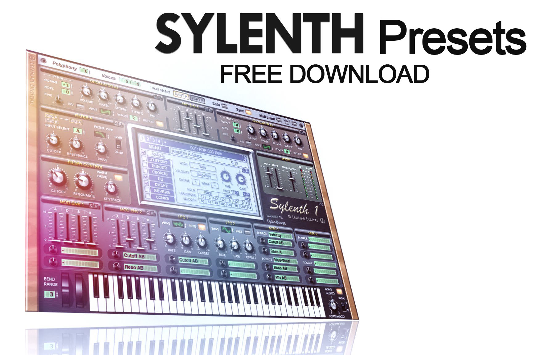 Sylenth1 Presets / Soundbanks - 2017, 38,000+ Sylenth Presets