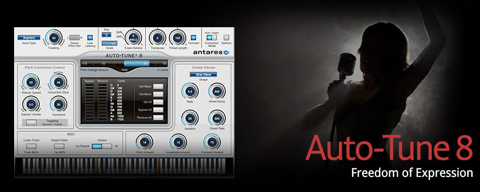 Antares Autotune Free Download - Latest Version | PC / MacOS